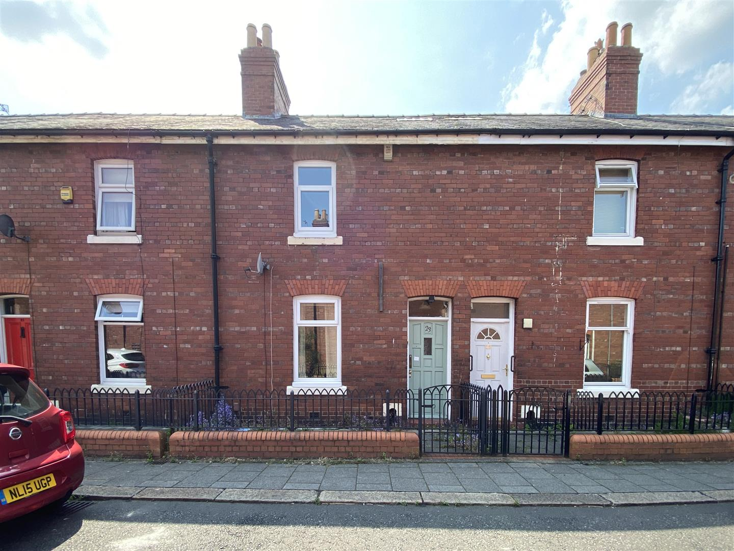 Ebor Street Newcastle Upon Tyne, 3 Bedrooms  House - terraced ,For Sale